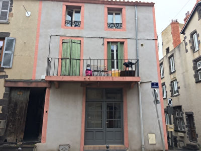 Ensemble immobilier de 2 appartements à Clermont Ferrand